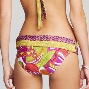 Trina Turk Swim - NEW! Trina Turk Amazonia Shash Hipster Bottom 8 10